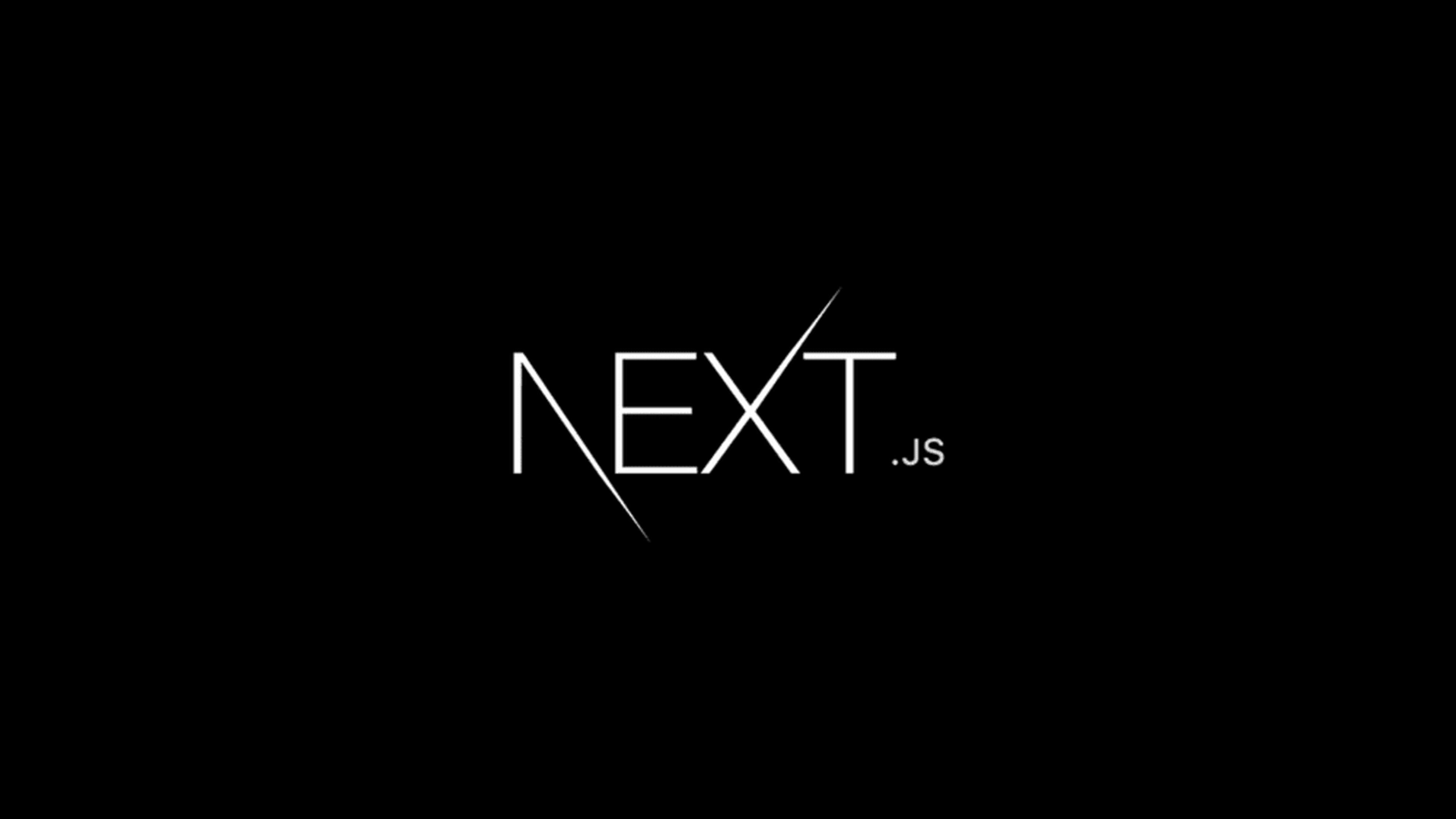Next js logo