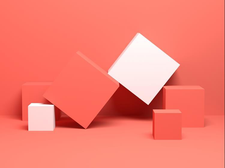 A pile of blocks